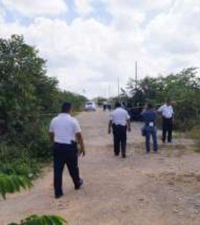 Hallan cadáver de anciano en un predio en la Región 107 de Cancún