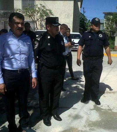 CRECE INSEGURIDAD EN CANCÚN: Admite jefe policiaco repunte de robos y asaltos en el centro de este destino turístico