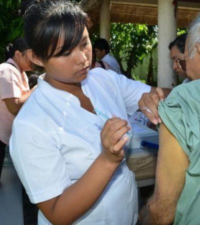 VA EN ASCENSO LA INFLUENZA: Confirman 15 casos positivos en QR, aunque hasta ahora sólo 2 defunciones