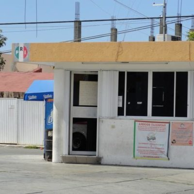Roban 2 cajas fuertes del sindicato de taxistas de Cozumel