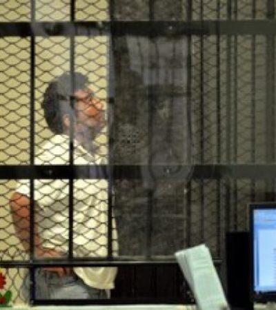 Fijan fianza a 'Mama Lucha', pero permanece en la cárcel al no poder pagar