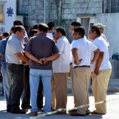 PARA QUE NO SE PONGAN AL BRINCO: Aumentan a $95 mil la fianza para cada uno de los 44 taxistas detenidos en bloqueo de carretera en Cancún