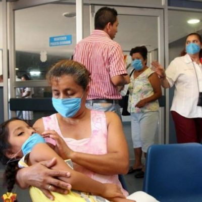 Confirman 2 nuevos casos de influenza en QR