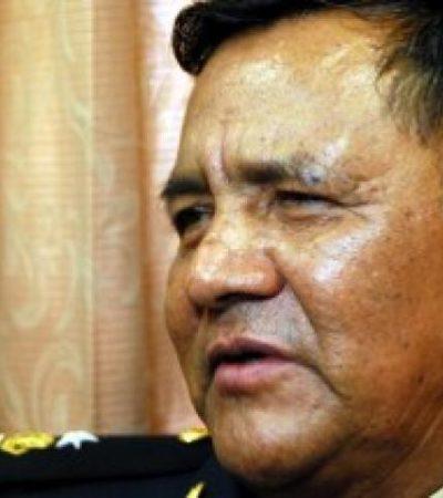 RELEVO EN LA CÁRCEL DE CANCÚN: Sale cuestionado alcaide Salvador Reyes y llega General en retiro, Manuel Virgilio Morales Herrera