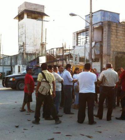 SALEN LIBRES… A CUENTAGOTAS: Liberan a un segundo taxista 'rebelde' y 42 más aún esperan garantizar fianza