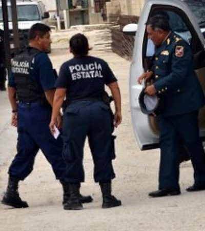 A portón cerrado, asume General como nuevo alcaide de la cárcel de Cancún… ¡Y recurre a robacarros para abrir su camioneta!