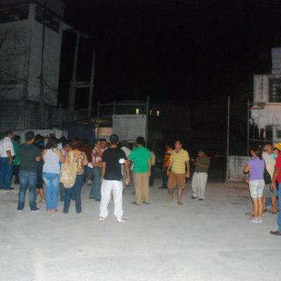 Salen libres bajo fianza los últimos taxistas detenidos en bloqueo carretero en Cancún