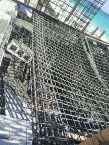 SE CAE TECHO DE HOTEL: Derrumbe en obras del Hyatt en Playa sin heridos