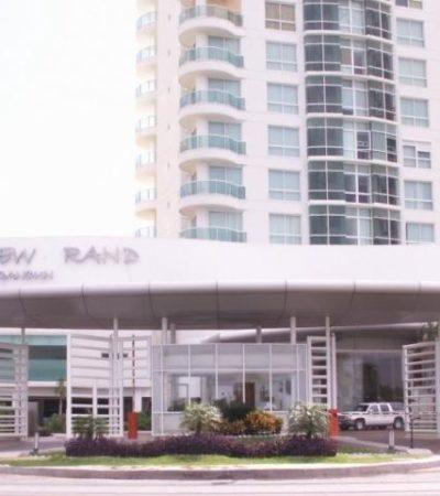 Se suicida mujer al lanzarse del piso 15 de una torre de condominios en la Zona Hotelera de Cancún