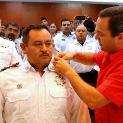 Rompeolas: Policías municipales, rehenes del Gobernador