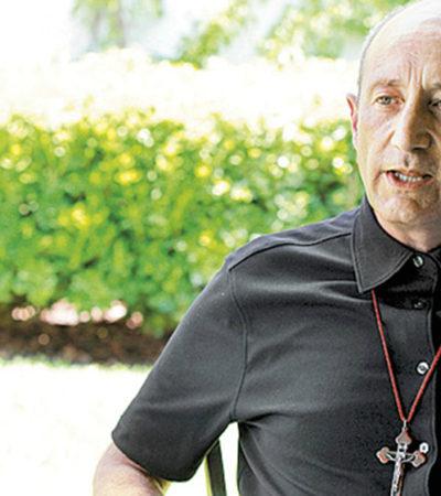 LAS 'CORTINAS DE HUMO' DEL OBISPO: Acusa el padre Pablo Pérez Guajardo a Pedro Pablo Elizondo de marginarlo para acallar desvíos en la Prelatura Cancún-Chetumal