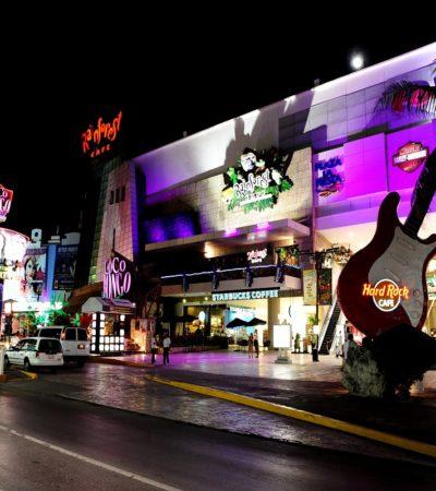 DEGRADACIÓN DE CARA AL TIANGUIS: Corazón de la Zona Hotelera de Cancún, bastión de la delincuencia, alertan