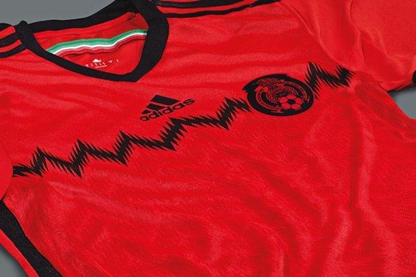 Y AHORA, VISTEN DE ROJO AL TRI: Dan a conocer el nuevo uniforme de visitante de la Selección Nacional