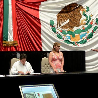 CONSUMAN FARSA DEL 'OMBUDSMAN': Por unanimidad, elige Congreso a Harley Sosa Guillén como presidente de la CEDH de QR