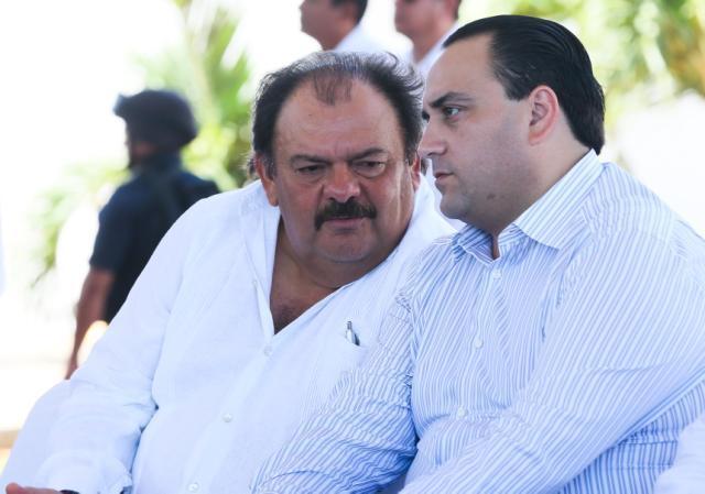 """AQUÍ NO PASA NADA… ¿O SÍ?: Tras el """"Borge me tiene hasta la madre"""", Gobernador se toma fotos con Abuxapqui para aparentar 'normalidad política'"""