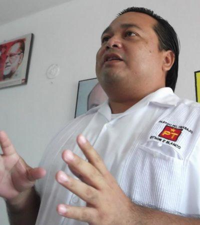 ASESINAN A REGIDOR EN OPB: De dos puñaladas, matan en Chetumal al petista Marco Antonio May Molina; descarta Procuraduría el robo