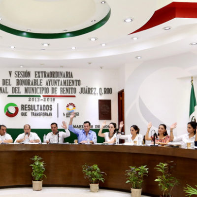 BRINCA JULIÁN LA TABLITA: Por unanimidad, aprueba Cabildo de BJ cuenta pública del 2013