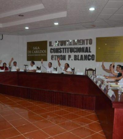 Aprueba Cabildo licitar 15 rutas de transporte público en Chetumal y nuevas tarifas