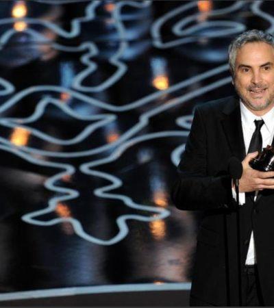 GRAVITA CUARÓN EN LOS OSCAR: Gana el mexicano premio al Mejor Director y Lubezki a la Mejor Fotografía por 'Gravity'