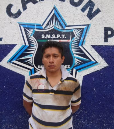 Dictan auto de formal prisión contra poblano que asesinó a turista en el hotel Moon Palace Cancún