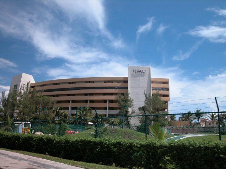 Cambia hotel Hyatt de administrador y ahora será Krystal Grand Cancún