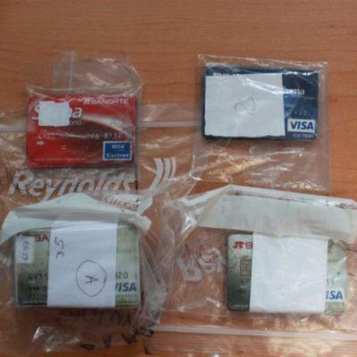 Caen 2 venezolanos dedicados a la clonación de tarjetas en Cancún