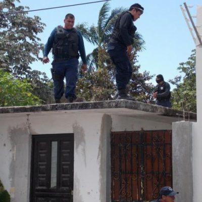 Escapa empistolado tras disparos en la colonia Proterritorio de Chetumal