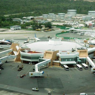 Atajan en aeropuerto de Cancún cargamento de 750 kilos de pseudoefedrina procedente de India