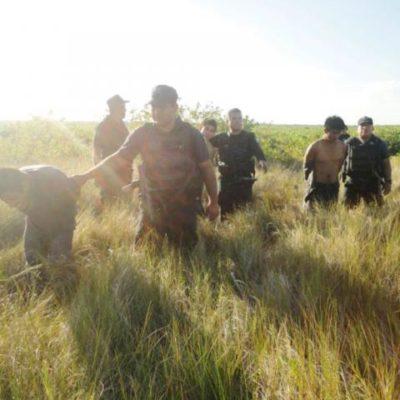 Consignan a 4 de los implicados en violento asalto a turistas en cenote de la Riviera Maya