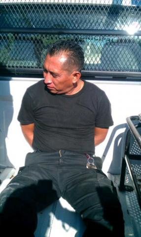 Apresan a custodio que suministraba marihuana a reos en el penal de Playa del Carmen