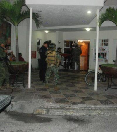 Siguen operativos contra 'giros negros' en Cancún