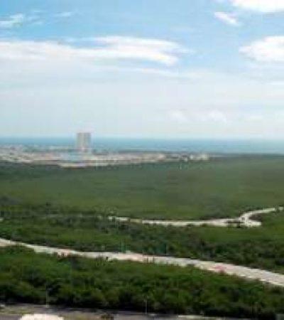 El Ecopark, detenido por revocación del PDU de Cancún