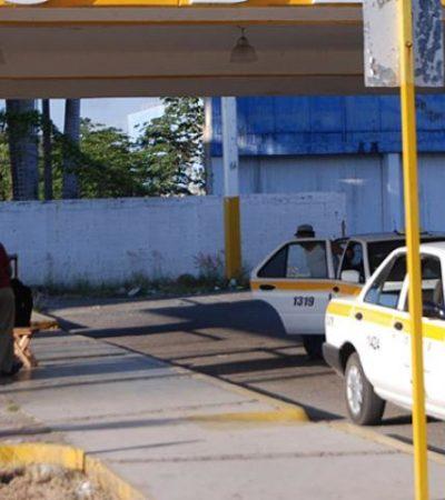 CHETUMAL, SIN RADIOTAXIS: Por falta de pago durante 5 años, suspende SCT la señal al sindicato de taxistas