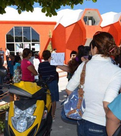 Alistan maestros renuncias masivas al SNTE en QR