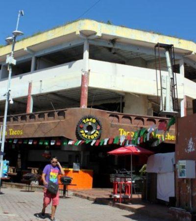 Demolerían el 'Party Center' en un esfuerzo para rescatar la imagen de Punta Cancún; ¿desaparecerá el 'Callejón de los Milagros?