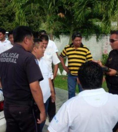 Regresa la tensión entre sindicatos de taxistas de Yucatán y Quintana Roo
