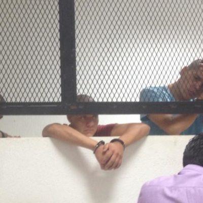 Dan formal prisión a 3 implicados en el robo a la joyería 'Diamonds' en Playa del Carmen