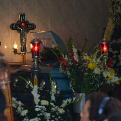 CONSTERNACIÓN POR EL CRIMEN: Realizan en Chetumal velatorio del regidor Marco Antonio May Molina