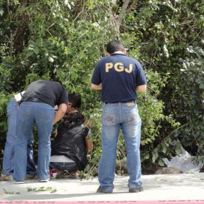 Hallan a hombre muerto por atropellamiento en la carretera transversal de Cozumel