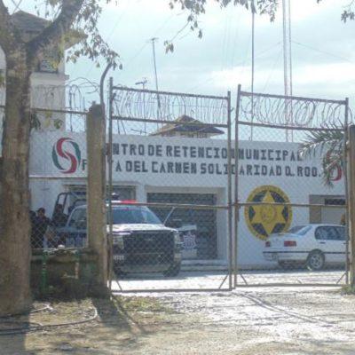 Trasladan a reos de cárcel de Playa al Cereso de Chetumal