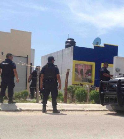 Se suicida joven madre delante de sus hijos en Playa del Carmen