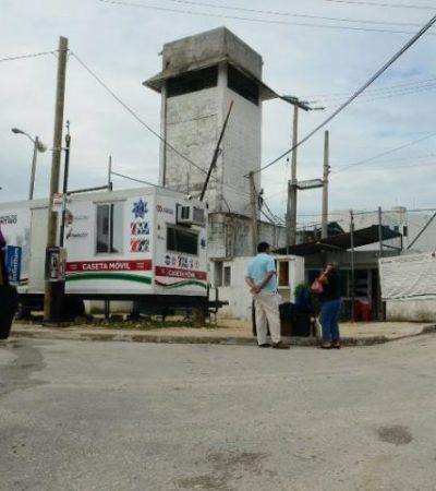 TENSA CALMA EN EL CERESO: Tras amotinamiento de reos, prevalece una aparente tranquilidad en la cárcel de Chetumal; Bibiano Villa, detrás del desgarriate
