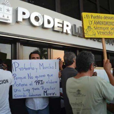 ALTAVOZ – LA TRAMPA DE LA 'LEY BORGE': Restringir las manifestaciones con pretexto del turismo o cualquier otro, en la ruta de la intolerancia que asfixia a QR