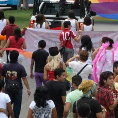 Por falta de garantías, anuncian suspensión de próxima Marcha Gay en Cancún
