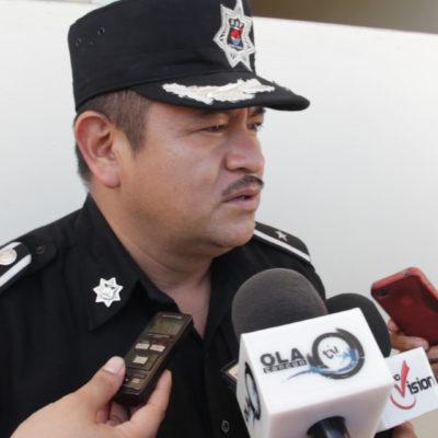 Rechaza Arturo Olivares Mendiola, máximo jefe policiaco de Cancún, acusaciones sobre supuestos nexos con Héctor Cacique