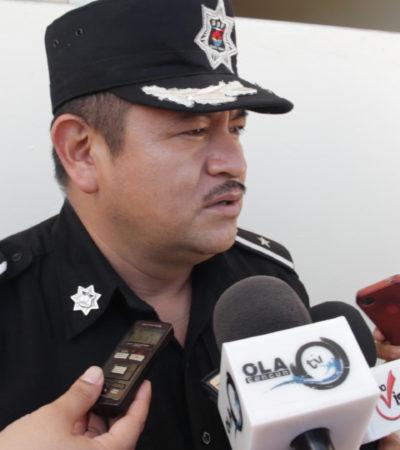 HORA 14   En capilla, jefe policiaco de Cancún   Por Mauricio Conde Olivares