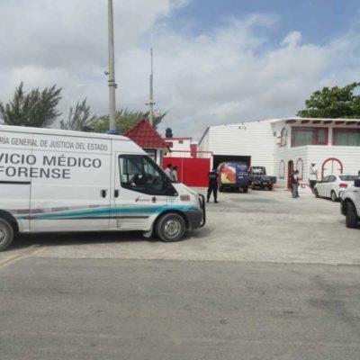 INTENTO DE EJECUCIÓN O SECUESTRO: Empistolados disparan contra un hombre y su hijo en Punta Sam, pero escapan ilesos