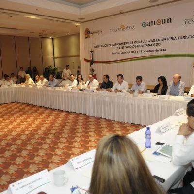 CENTRALIZAN PROMOCIÓN TURÍSTICA: Anuncia Gobernador fusión de fideicomisos y sólo prevalecerán 3 para todo QR