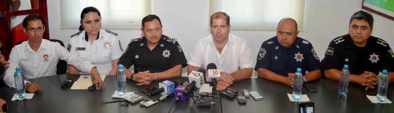 Oficializan cambios en Seguridad Pública y Tránsito en Cancún