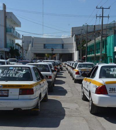 AUMENTAN TARIFAS DE TAXI: Entra en vigor alza al pasaje en Chetumal; $18, mínimo; $36, máximo